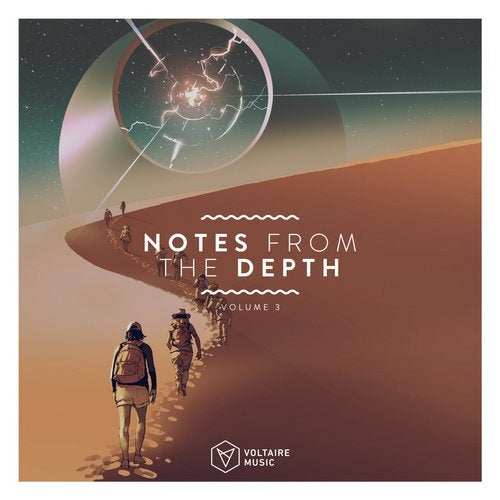 Notes From The Depth Vol. 3