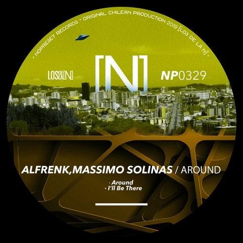 Alfrenk, Massimo Solinas - Ill Be There; Around (Original Mix's) [2020]