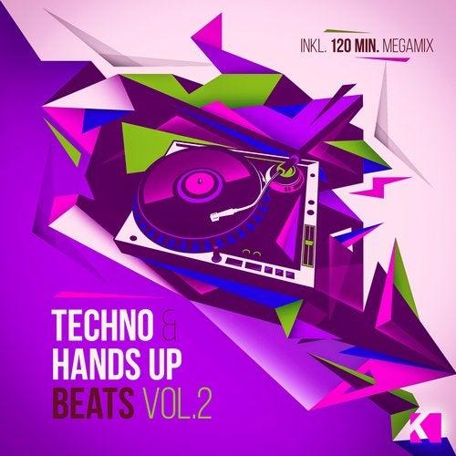 Various Artists-Techno & Hands Up Beats Vol. 2