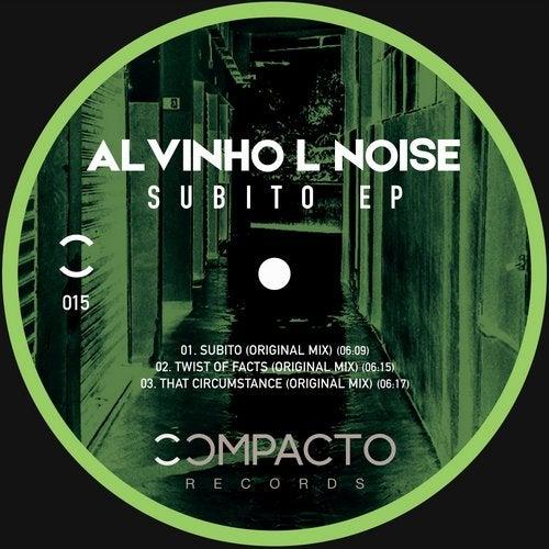 Alvinho L Noise - Subito EP