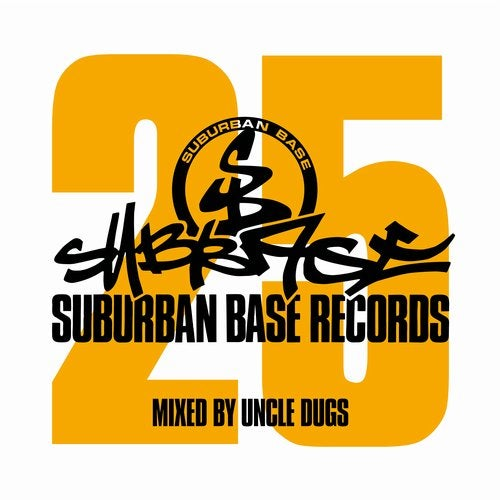 VA - SUBURBAN BASE 25 / BY UNCLE DUGS [SUBBASE9001X]