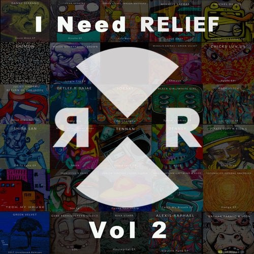 I Need RELIEF Vol 2