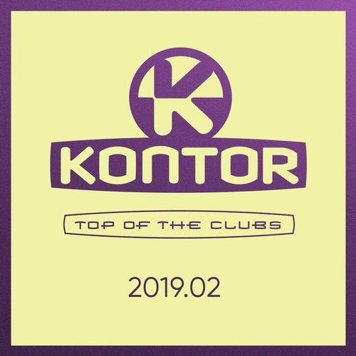 Kontor Top of the Clubs 2019.02