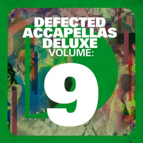 Defected Accapellas Deluxe Volume 9