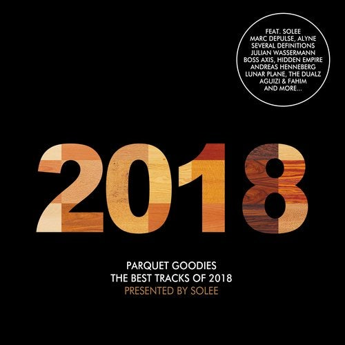 Parquet Goodies 2018 - Pres. By Solee