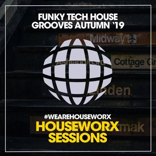 Funky Tech House Grooves (Autumn '19)