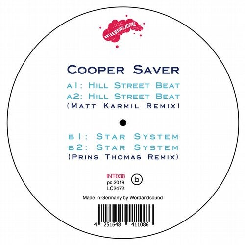 Hill Street Beat / Star System (Matt Karmill & Prins Thomas Remixes)