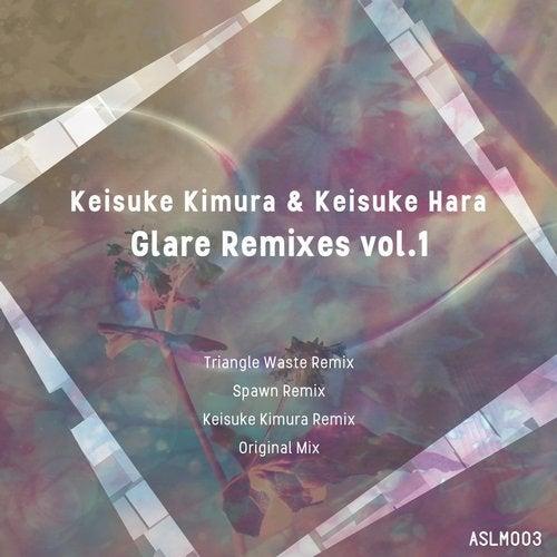 Glare Remixes, Vol. 1