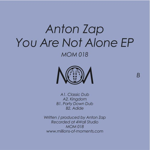 Classic Dub (Original Mix) by Anton Zap on Beatport