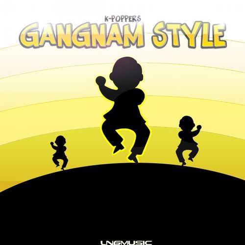K-Poppers - Gangnam Style