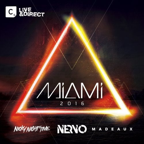 Miami 2016 - Mixed by NERVO, Nicky Night Time & Madeaux (Beatport Exclusive Version)