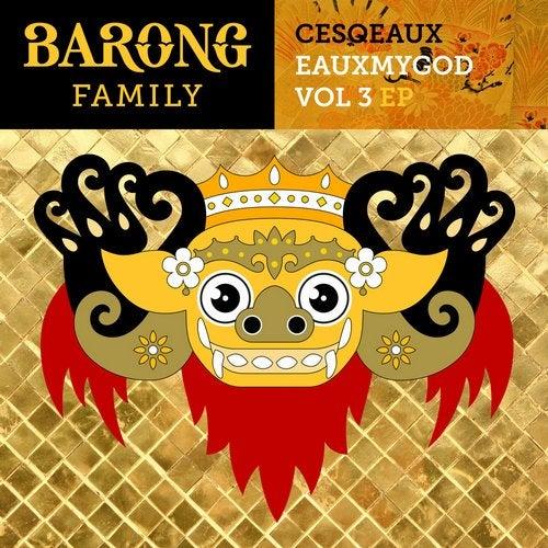 Cesqeaux - Eauxmygod, Vol. 3 EP (BF033)