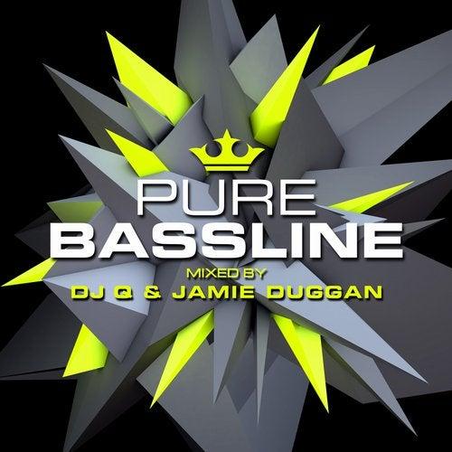 Pure Bassline - Mixed by DJ Q & Jamie Duggan