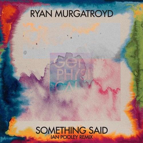 Something Said