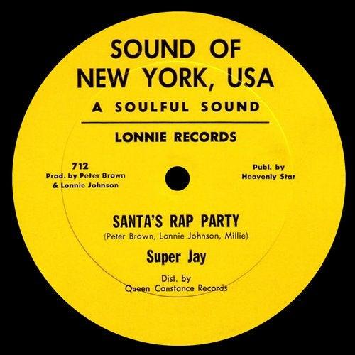 Santa's Rap Party