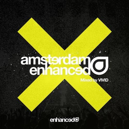 Amsterdam Enhanced 2018, Mixed by VIVID
