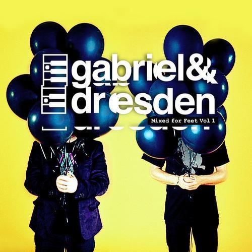 Mixed For Feet Volume 1 - Mixed By Gabriel & Dresden