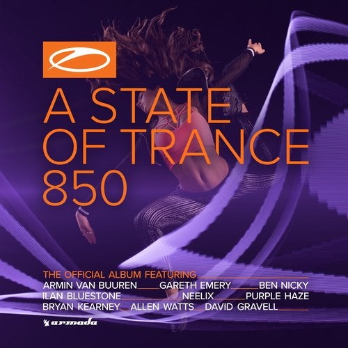A State Of Trance 850 (The Official Album) - Extended Versions