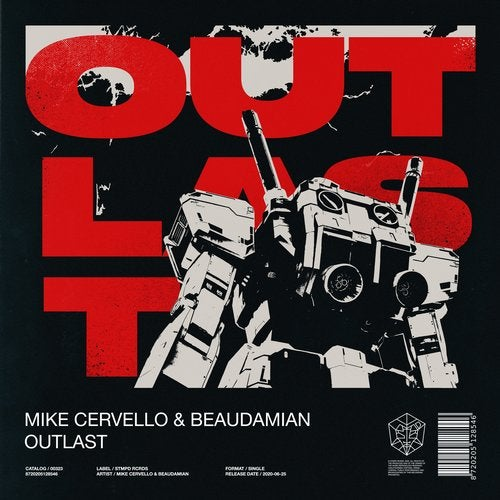 Outlast (Original Mix) by BeauDamian, Mike Cervello on Beatport