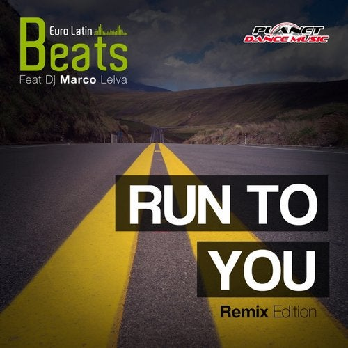 Run To You (Acapella) by Euro Latin Beats, DJ Marco Leiva on Beatport