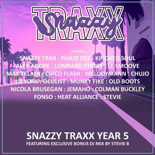 Snazzy Traxx Year 5