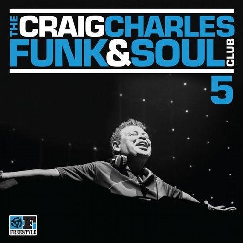 The Craig Charles Funk & Soul Club, Vol. 5