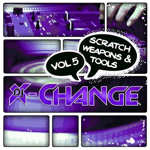 Scratch Weapons And Tools Vol 5