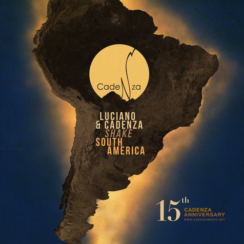 Luciano & Cadenza Shake South America