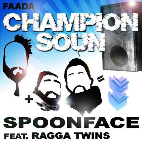 Champion Soun feat  Ragga Twins (Acapella 128bpm) by