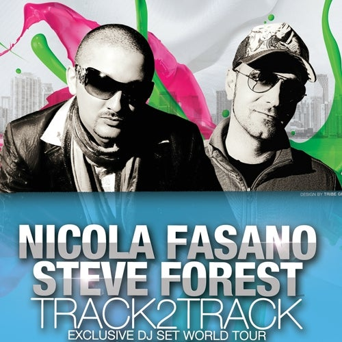 Steve Forest & Nicola Fasano T2T April Chart by Steve Forest: Tracks