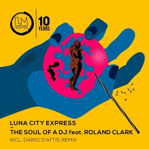 The Soul of a Dj Feat. Roland Clark