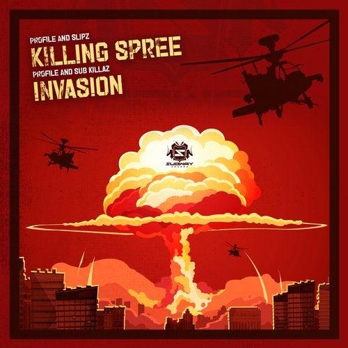Killing Spree / Invasion