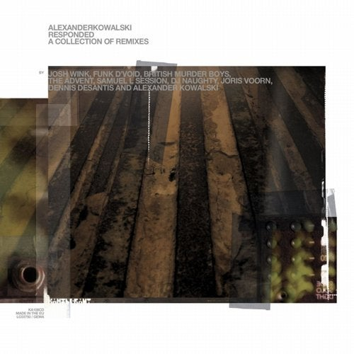 Responded - A Collection Of Remixes