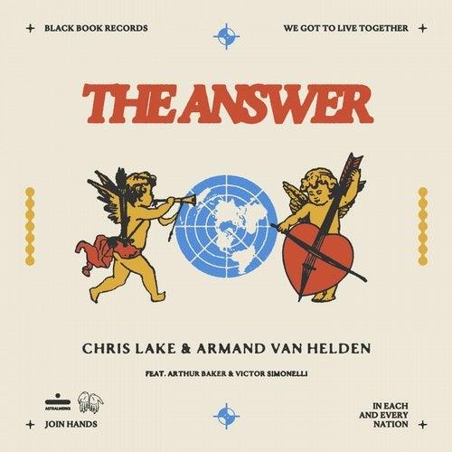 The Answer (feat. Arthur Baker, Victor Simonelli)