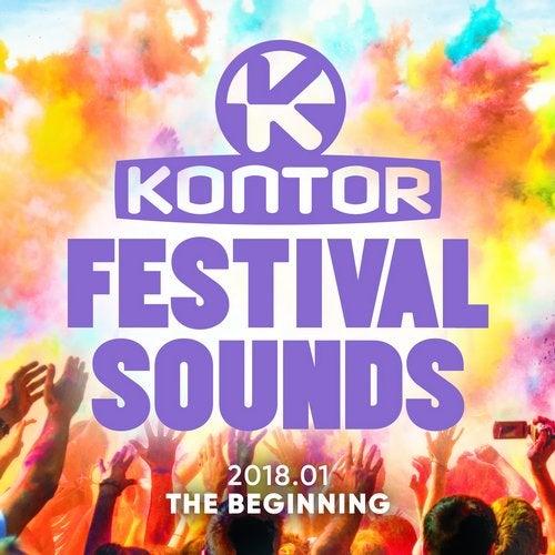 Kontor Festival Sounds 2018.01 - The Beginning