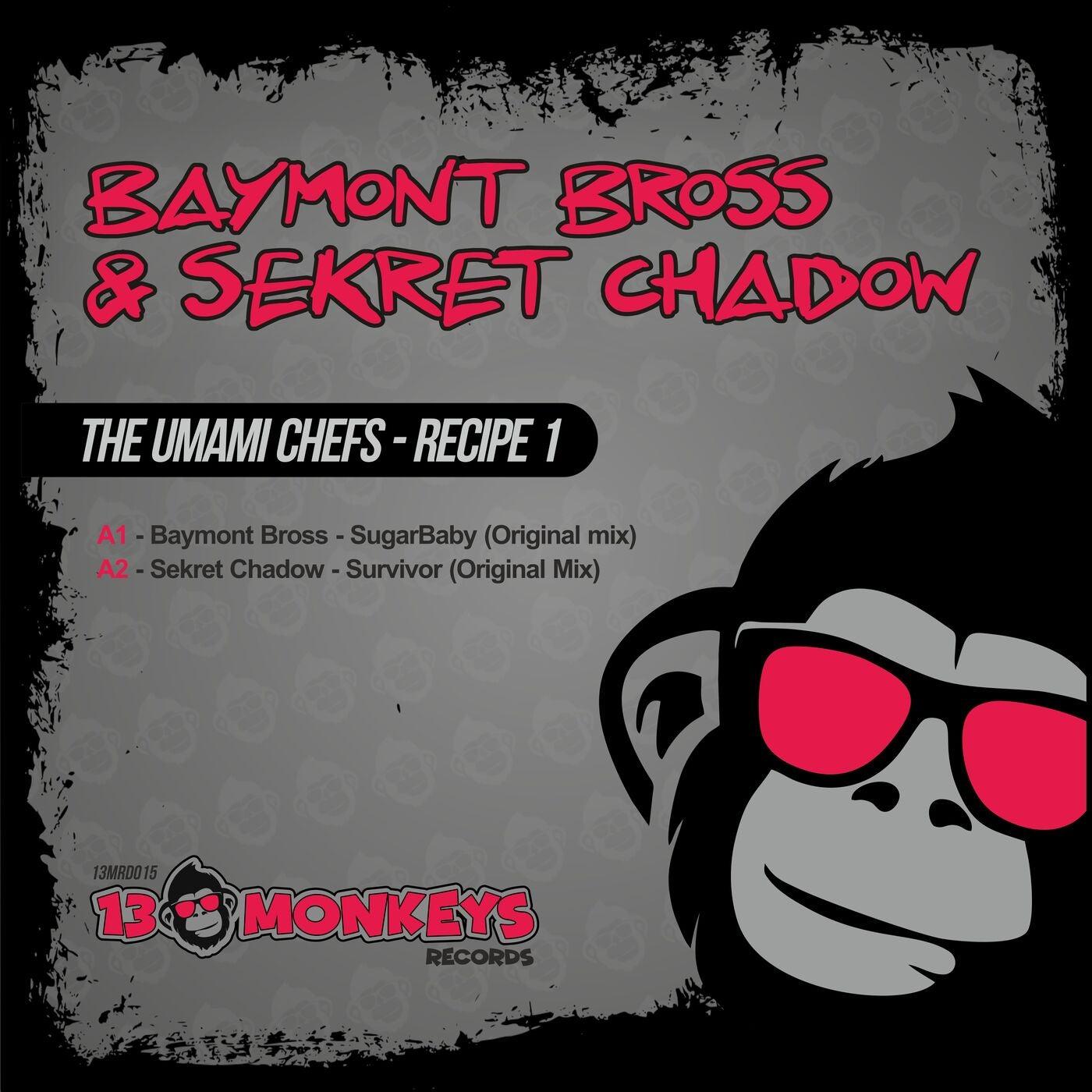 The Umami Chefs - Recipe 1