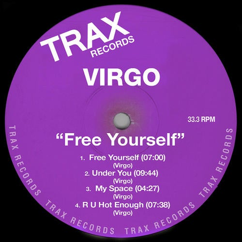 Free Yourself (Original Mix) by Virgo on Beatport