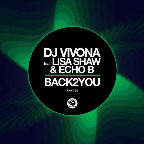 Back2You (Afro Instrumental Mix) by Lisa Shaw, DJ Vivona
