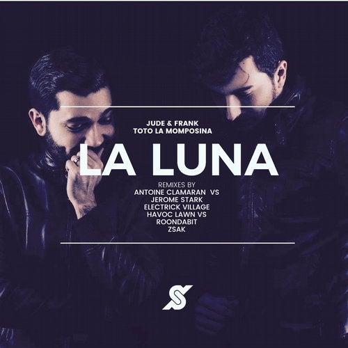 Jude & Frank Featuring Toto La Momposina - La Luna Remixes