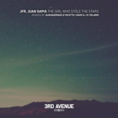 Jfr & Juan Sapia - The Girl Who Stole the Stars (Original Mix; Albuquerque & Foletto; Nahs & J.P. Velardi Remix's) [2020]