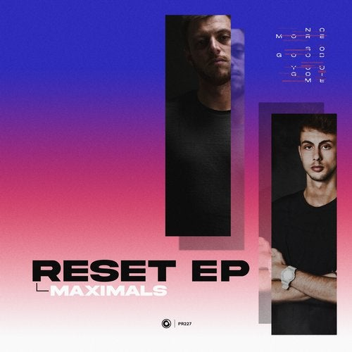 Reset EP - Extended Versions