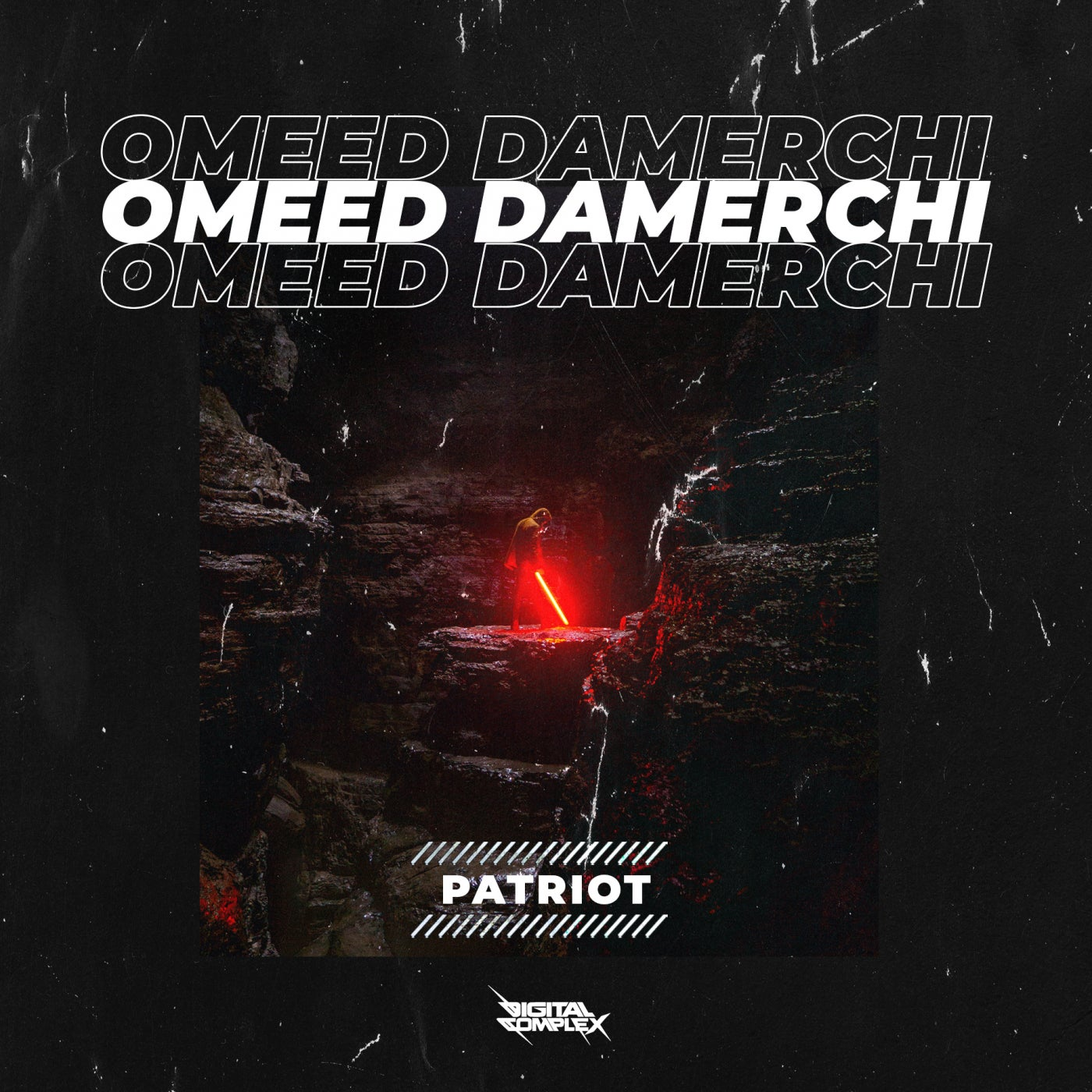 Omeed Damerchi - Patriot [OUT NOW] Image