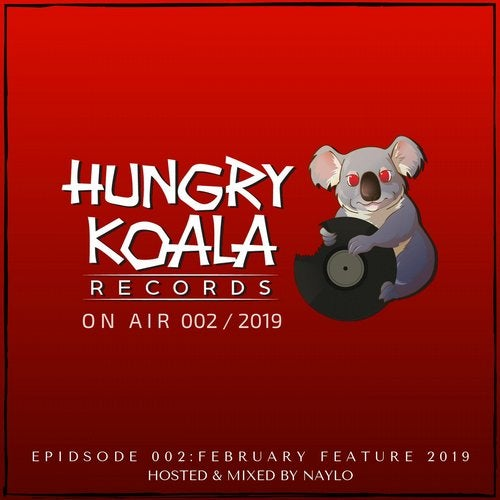 Hungry Koala On Air, 002, 2019