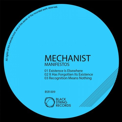 Existence is Elsewhere (Original Mix) by Mechanist on Beatport