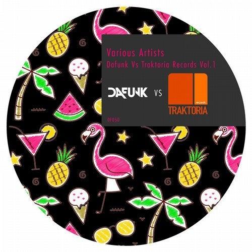 Dafunk Vs Traktoria Records Vol.1