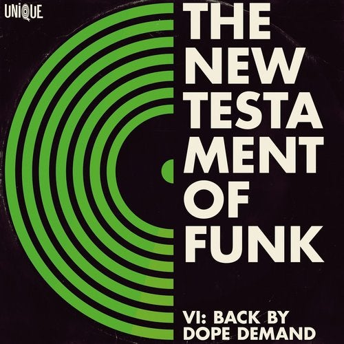 New Testament of Funk, Vol. 6 (Back by Dope Demand)
