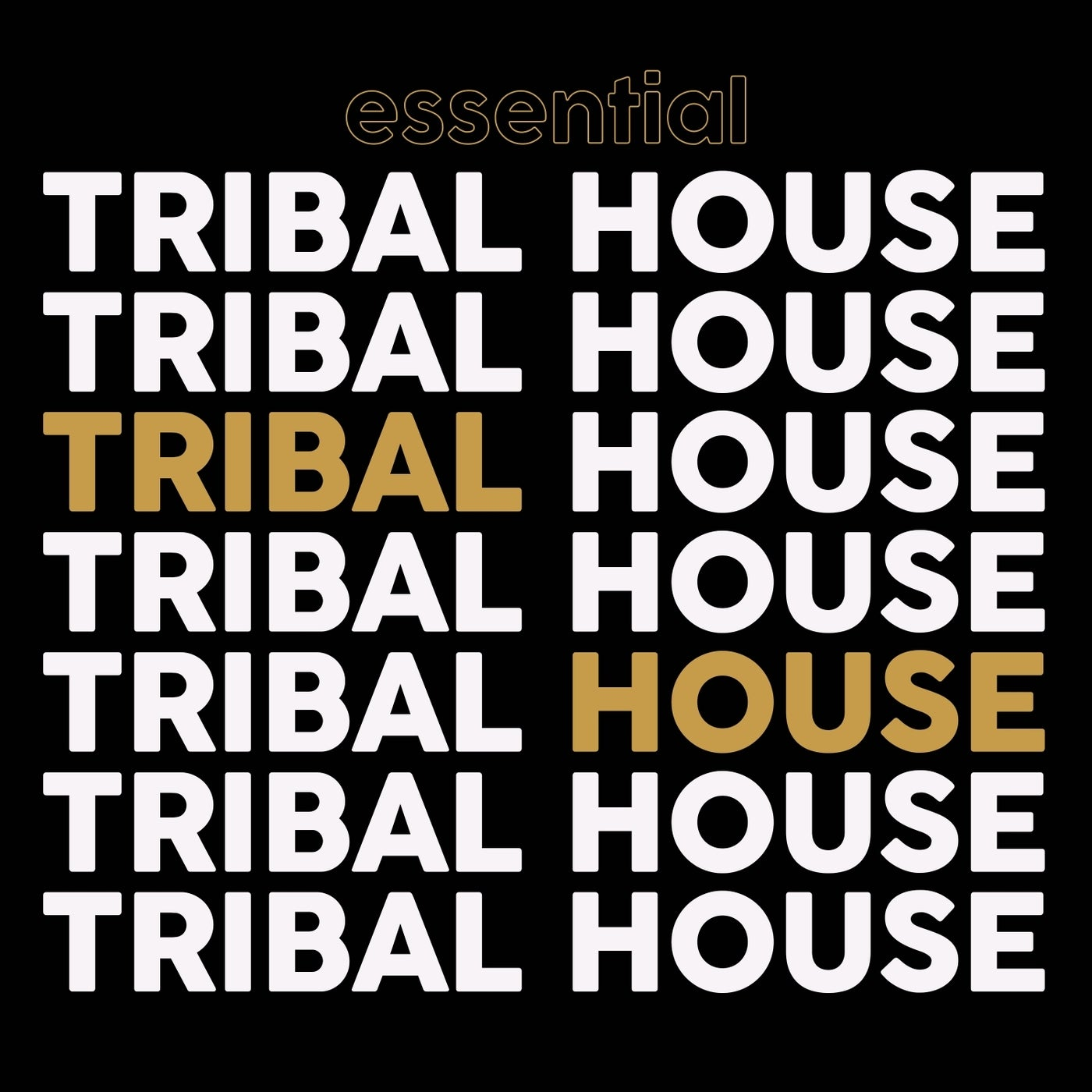 Essential Tribal House