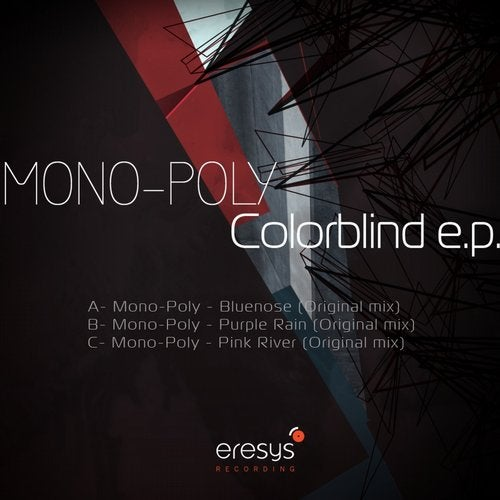 Colorblind EP from Eresys Recording on Beatport