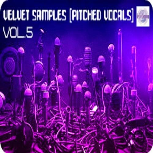 Velvet Samples VOL.5 [Pitched Vocals]