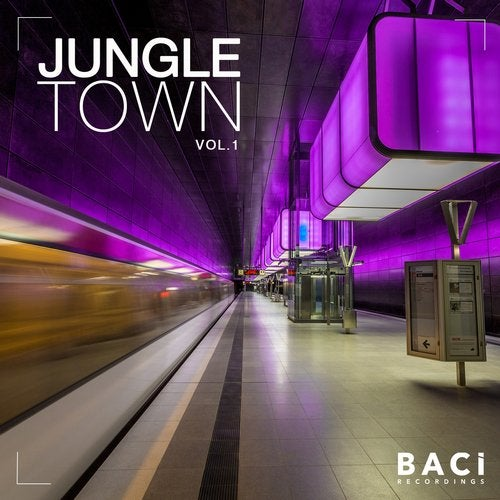 Jungle Town Vol. 1 (Best Soul Funk, Disco Hits)